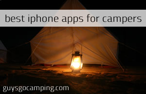 Best iPhone Apps for Campers