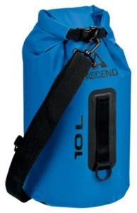 The heavy duty dry bag from Ascend at Bass Pro Shops